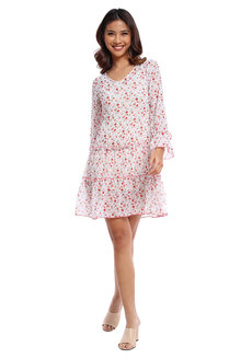 Modesta Long Sleeves Dress by Chelsea