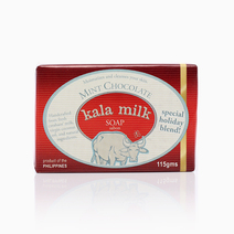 Mint Chocolate Soap by Kala Milk