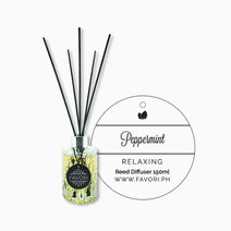 Peppermint 150ml Premium Reed Diffuser by FAVORI