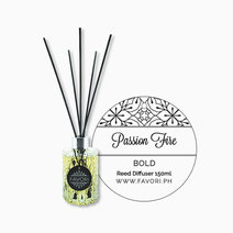 Passion Fire 150ml Premium Reed Diffuser by FAVORI