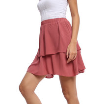 Lenora Layered Skirt by Chelsea