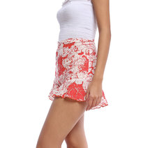 Legarre Flounce Shorts by Chelsea