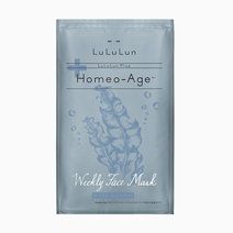 Nature Care Face Mask Homeo Age (1 Sheet) by Lululun