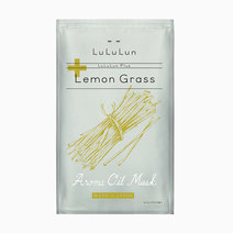 Aroma Care Face Mask Lemon Grass (1 Sheet) by Lululun