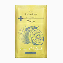 Aroma Care Face Mask Yuzu (1 Sheet) by Lululun