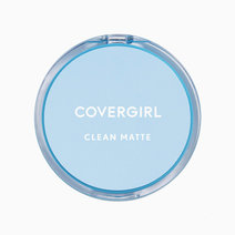 Clean Matte Pressed Powder by CoverGirl