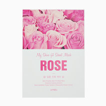 Rose My Skin-Fit Sheet Mask by A'pieu