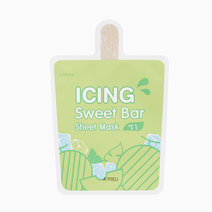 Icing Sweet Bar Sheet Mask (Melon) by A'pieu