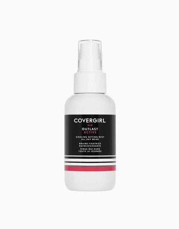 Outlast Active Setting Spray by CoverGirl