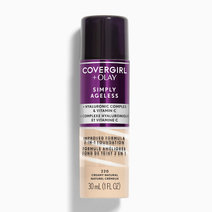 Simply Ageless + Olay Liquid Foundation by CoverGirl