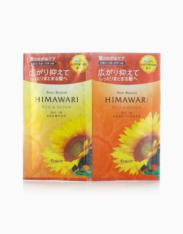 Himawari Rich & Repair Trial Sachet by Kracie