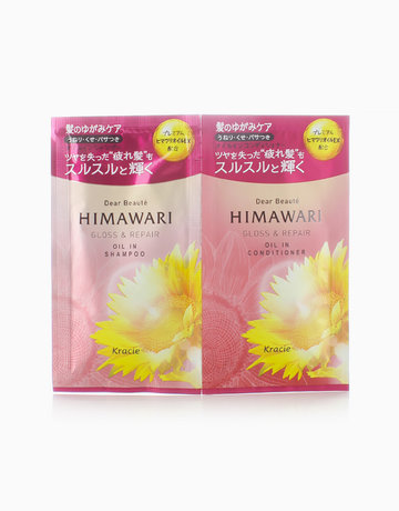 Himawari Gloss & Repair Trial Sachet by Kracie