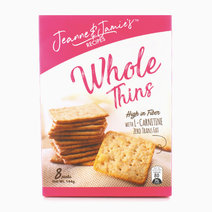 Jeanne & Jamie's Recipes Whole Thins (144g) by Jeanne & Jamie's Recipes