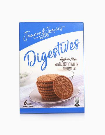 Jeanne & Jamie's Recipes Digestives (154g) by Jeanne & Jamie's Recipes