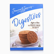 Jeanne & Jamie's Recipes Digestives (154g) by Jeanne & Jamie's Recipes