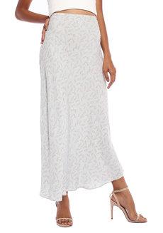 Farrah (Floral Maxi Skirt) by Nala the Label