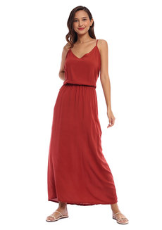 Chesca Maxi Dress by Babe