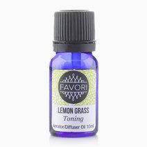 Lemon Grass 10ml Aerator/Diffuser Aroma Oil by FAVORI