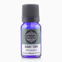 Quaint Town 10ml Aerator/Diffuser Aroma Oil by FAVORI