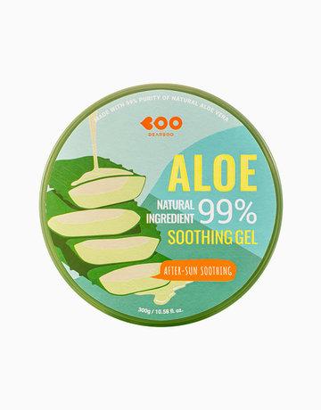 Aloe After-Sun Soothing Gel 99% by DEARBOO