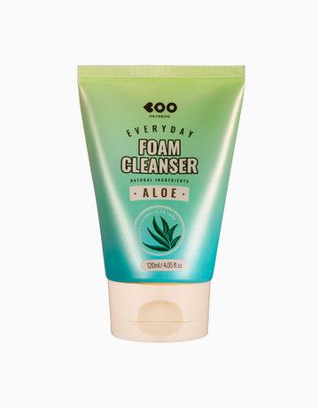 Aloe Everyday Foam Cleanser by DEARBOO