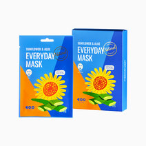 Sunflower & Aloe Everyday Mask by DEARBOO
