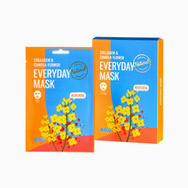 Collagen & Canola Flower Everyday Mask by DEARBOO