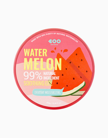 Watermelon Everyday Soothing Gel 99% by DEARBOO