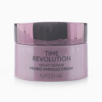 Time Revolution Night Repair Probio Ampoule Cream by Missha