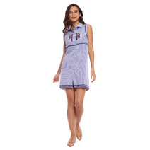 Emma Embroidered Dress by Toppicks Clothing