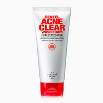 Acne Clear Wash Foam (120ml) by So Natural
