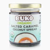 Organic Salted Caramel Coconut Spread (265g) by Buko Foods