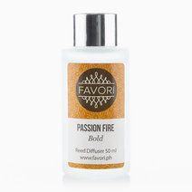 Passion Fire 50ml Regular Reed Diffuser by FAVORI