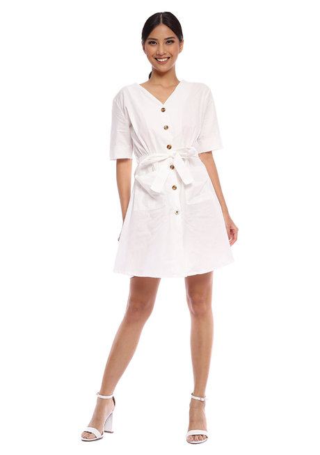 Amanda Dress by Pink Lemon Wear