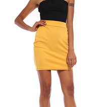 Alex Mini Skirt by Babe