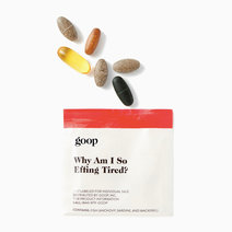 Why Am I So Effing Tired? (1 Pack) by Goop