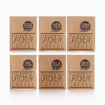 Daybreak Coffee: Sampler Box of 6 (60g) 2.0 by Daybreak Coffee