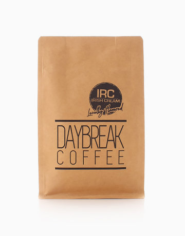 Irish Cream Coffee Pouch of 12 (120g) by Daybreak Coffee
