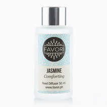 Jasmine 50ml Regular Reed Diffuser by FAVORI