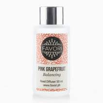 Pink Grapefuit 50ml Regular Reed Diffuser by FAVORI