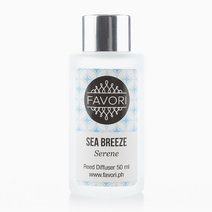Sea Breeze 50ml Regular Reed Diffuser by FAVORI