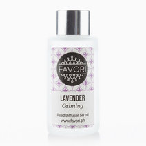 Lavender 50ml Regular Reed Diffuser by FAVORI