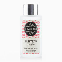 Berry Kiss 50ml Regular Reed Diffuser by FAVORI