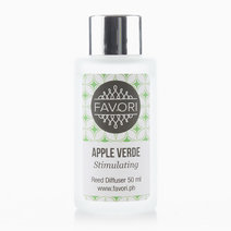 Apple Verde 50ml Regular Reed Diffuser by FAVORI