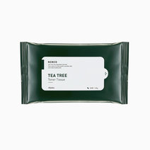Nonco Tea Tree Toner Tissue by A'pieu