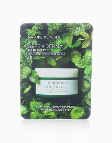 Green Derma Mask Sheet (20ml) by Nature Republic