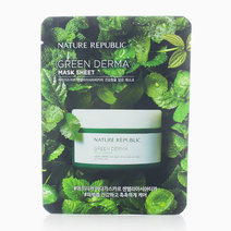 Green Derma Mask Sheet (20ml) by Nature Republic