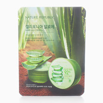 California Aloe Vera Mask Sheet (20ml) by Nature Republic