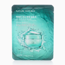 Super Aqua Max Combination Watery Mask Sheet (20ml) by Nature Republic