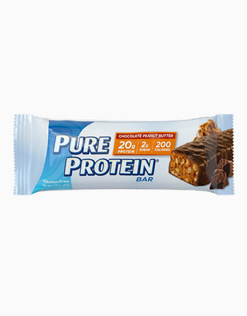 Chocolate Peanut Butter Protein Bar (50g) by Pure Protein